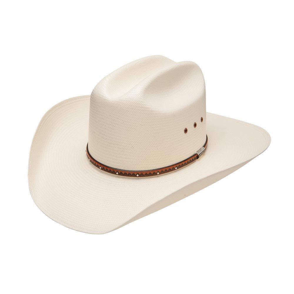 Color : Light Khaki, Size : 58cm MXL Summer Sun Hat Raffia Hat Outdoor Ladies Cowboy Hat Mens Pistol Cowboy Cow Head Metal Decorative Round Rivet Bullets Beach Hat